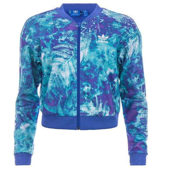 Adidas Ocean Elements Track Jacket Sz M